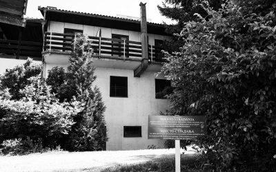 "Pansion ""kod Sonje"" i bunker iza pansiona, Vogošća"