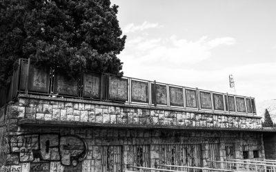 Stadium at Bijeli brijeg, Mostar