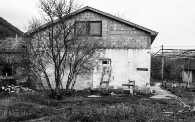 Skender's houses, Mostar