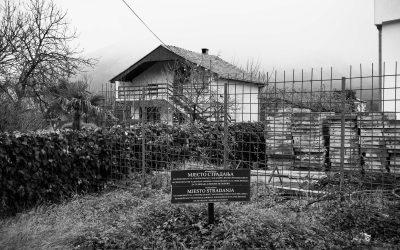 Vojno Camp, Mostar