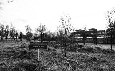 Location behind the Motel in Bosanski Petrovac