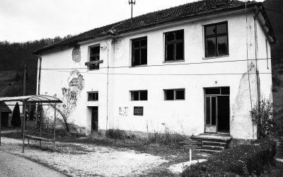 Old building of the Grabovica Primary School, Kotor Varoš