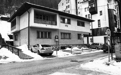 Autotrans building, Vareš