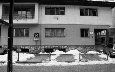 Šumarstvo Company building, Vareš