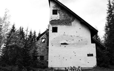 Lovački dom Mostini, Čajniče