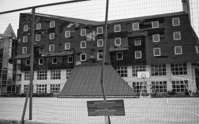 Hotel Maršal (nekadašnji hotel Famos), Trnovo