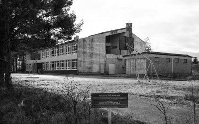 Osnovna škola u selu Zabrišće, Livno