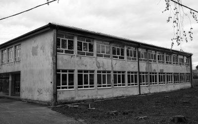 Osnovna škola u selu Orguz, Livno
