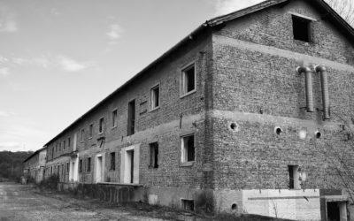 skladišta nekadašnje kasarne JNA u Ševarlijama, Doboj