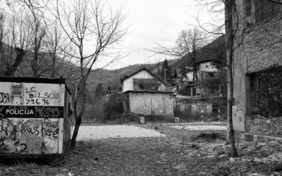 Bivše policijsko odmaralište Boračko jezero/Caffe bar Strela